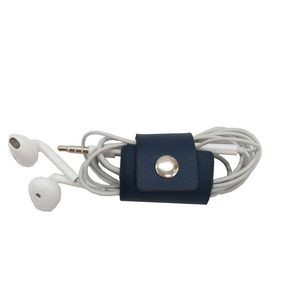 Cord Wrap Earbud Cords Holder Headphone Earphone Organizer